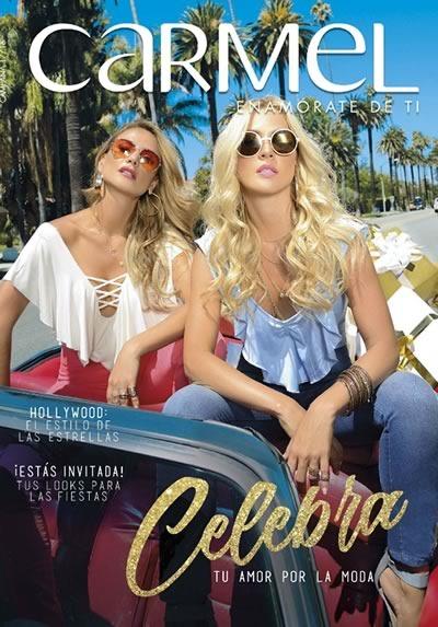 catalogo carmel campana 17 2016 colombia