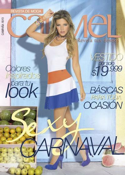 catalogo carmel campana 18 2013 colombia