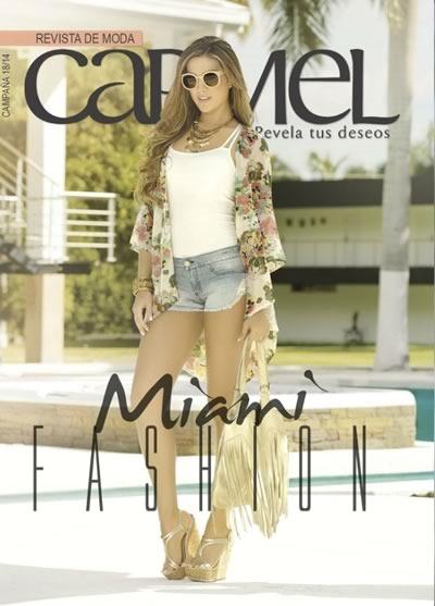 catalogo carmel campana 18 2014 colombia