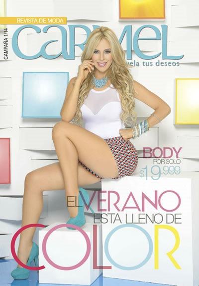 catalogo carmel campana 1 2014 colombia