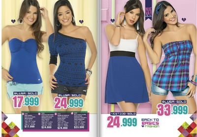 catalogo carmel campana 1 2014 colombia teens