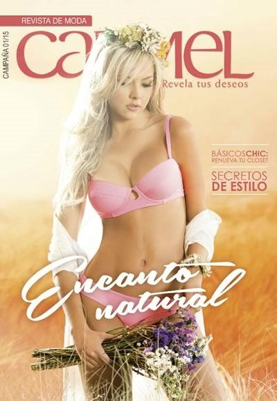 catalogo carmel campana 1 2015 colombia