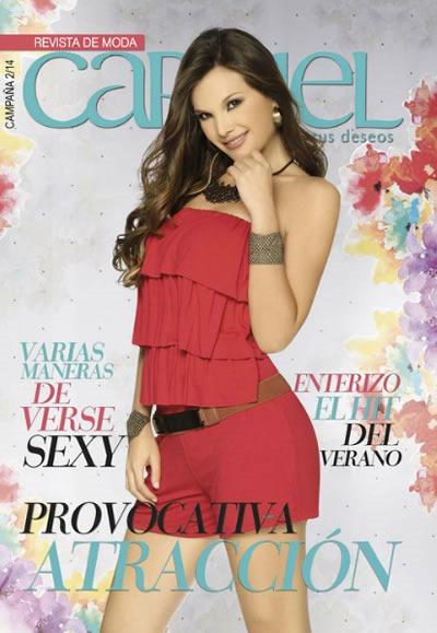 catalogo carmel campana 2 2014