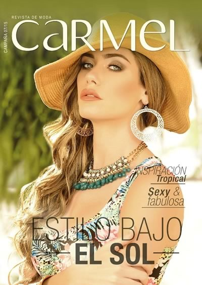 catalogo carmel campana 7 2015 abril colombia