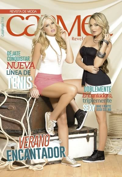 catalogo carmel campana 7 de 2014 colombia