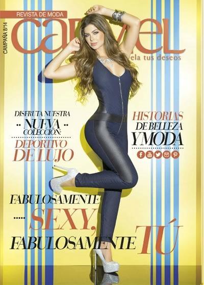 catalogo carmel campana 8 2014 colombia