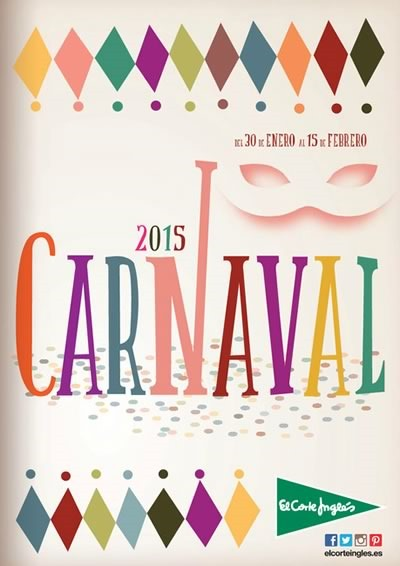 catalogo carnaval 2015 el corte ingles