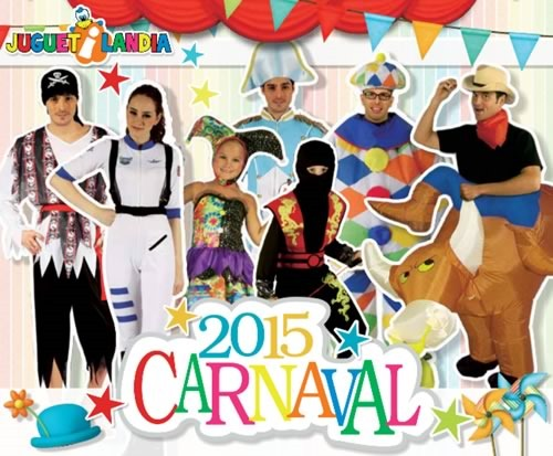 catalogo carnaval 2015 juguetilandia