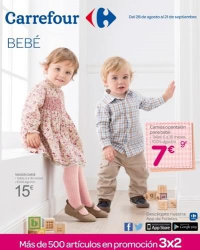 catalogo carrefour bebe septiembre 2014