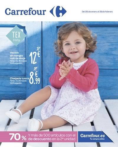 catalogo carrefour bebes febrero 2016