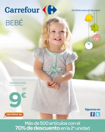 catalogo carrefour especial del bebe febrero marzo 2014