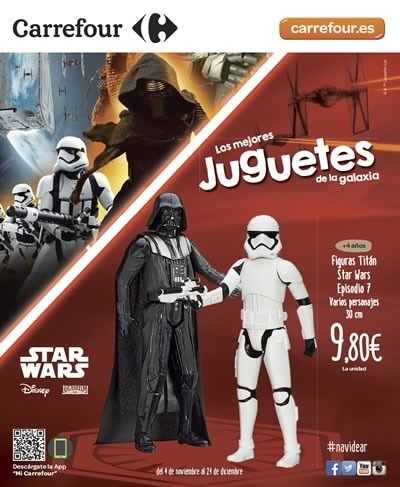catalogo carrefour juguetes navidad 2015