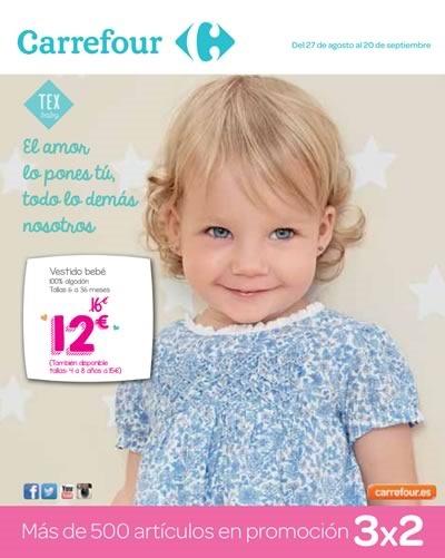 catalogo carrefour productos de bebe septiembre 2015