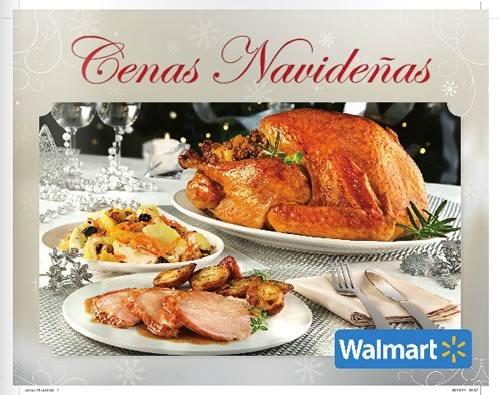 catalogo cenas navidad walmart 2014