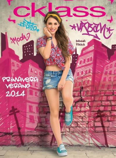 catalogo cklass 2014 estilo urbano primavera verano 2014