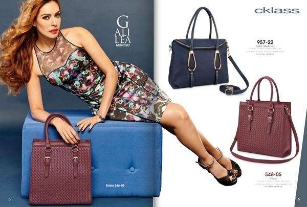catalogo cklass bolsos handbags otono invierno 2015 usa mexico - 01