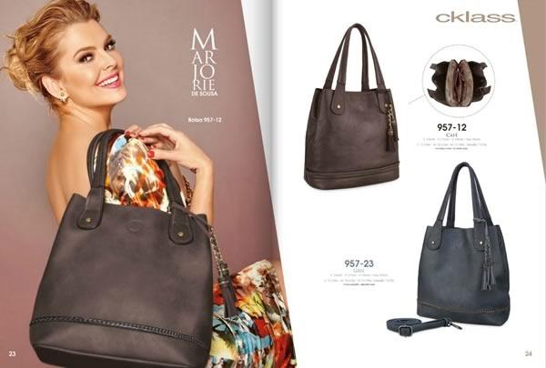 catalogo cklass bolsos handbags otono invierno 2015 usa mexico - 04