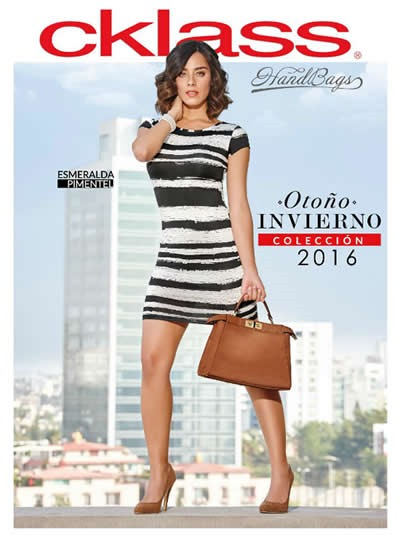 catalogo cklass bolsos handbags otono invierno 2016 usa mexico