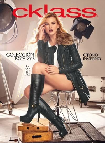 catalogo cklass botas otono invierno 2015 mexico usa