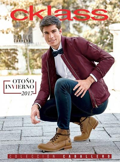catalogo cklass coleccion caballero otono invierno 2017
