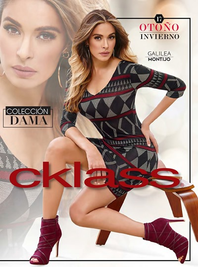 catalogo cklass coleccion dama otono invierno 2017