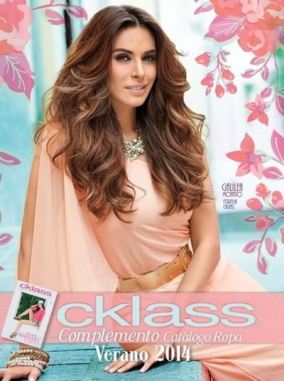 catalogo cklass complemento ropa verano 2014