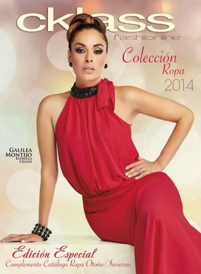 catalogo cklass fashionline coleccion ropa 2014 edicion especial