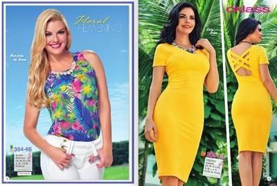catalogo cklass fashionline coleccion ropa primavera verano 2015 01
