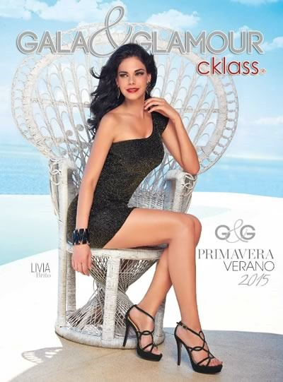 catalogo cklass gala y glamour primavera verano 2015
