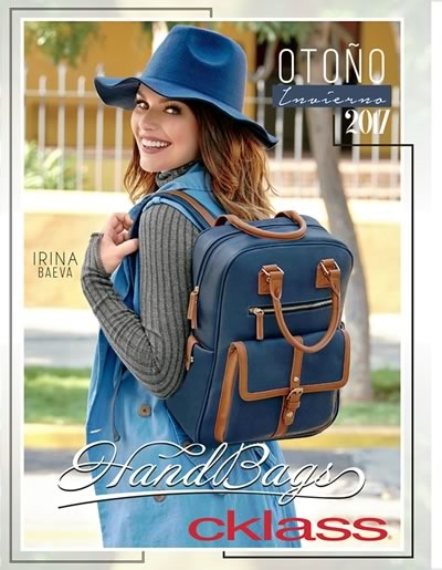 catalogo cklass handbags oi 2017