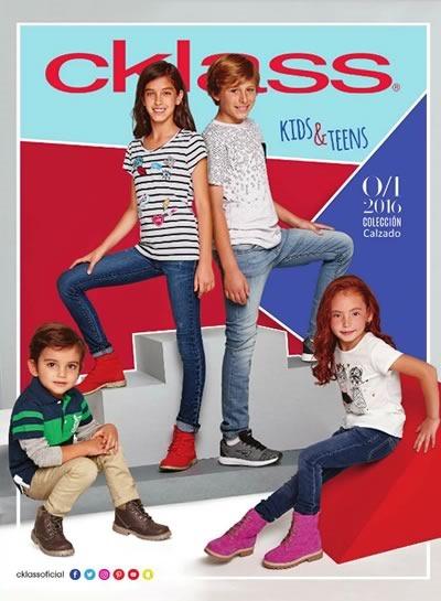 catalogo cklass kids otono invierno 2016