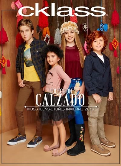 catalogo cklass kids teens oi 2017