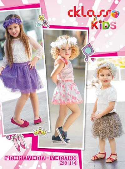 catalogo cklass primavera verano 2014 cklass kids mexico