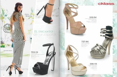 catalogo cklass primavera verano 2014 coleccion dama 1