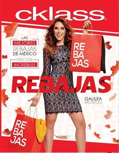 Catálogo Cklass REBAJAS de Otoño-Invierno 2017