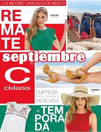 catalogo cklass remate total septiembre 2017