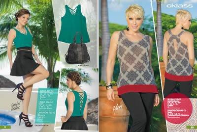 catalogo cklass ropa 2014 coleccion primavera verano 1