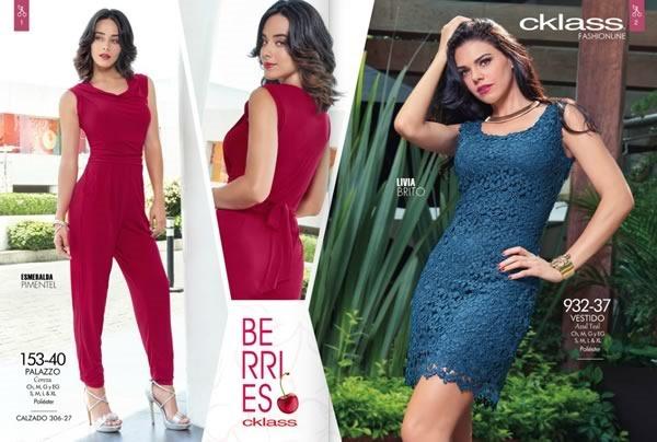 f23bee83 Catálogo Cklass Ropa Otoño e Invierno 2015 - México y USA