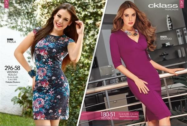 Vestidos Del Cklass 2015