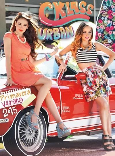 catalogo cklass urban coleccion primavera verano 2015