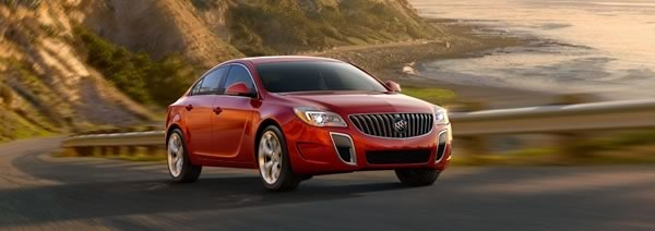 catalogo coches buick regal gs 2015