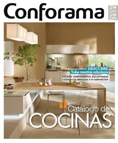 Catalogo conforama cocinas 2014 - Catalogo conforama madrid ...