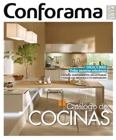 catalogo conforama cocinas 2014