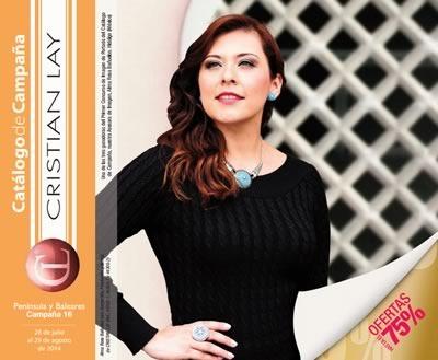 catalogo cristian lay campana 16 de 2014 espana