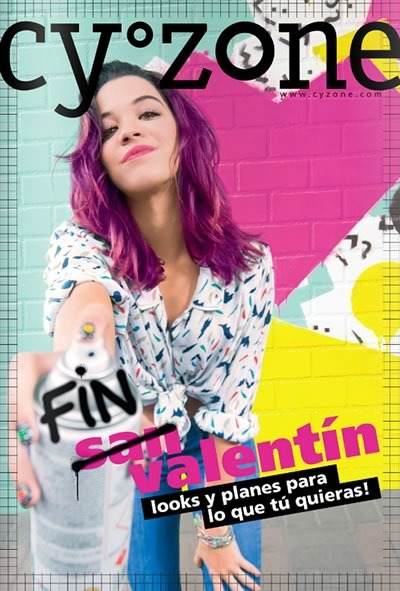 Cyzone: Catálogo Campaña 03 de 2016 - Fin de Semana - México