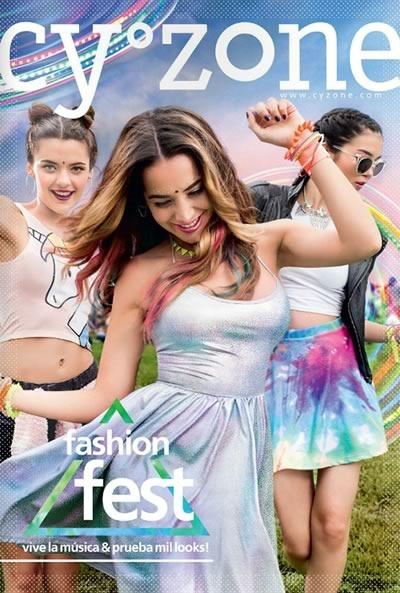 Cyzone: Catálogo Campaña 05 de 2016 - Fashion Fest - México