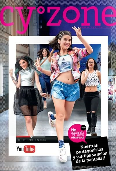 Cyzone: Catálogo Campaña 06 de 2016 - No Aguanto a mis Hermanas - México