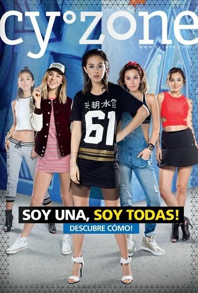 Cyzone: Catálogo Campaña 08 de 2016 - Mil Formas de ser TÚ - México