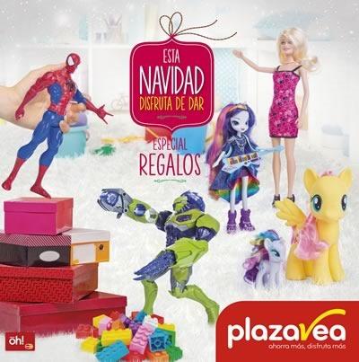 catalogo de juguetes navidad 2014 en plaza vea