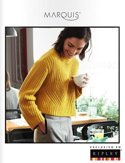 catalogo de ropa marquis otono invierno 2015